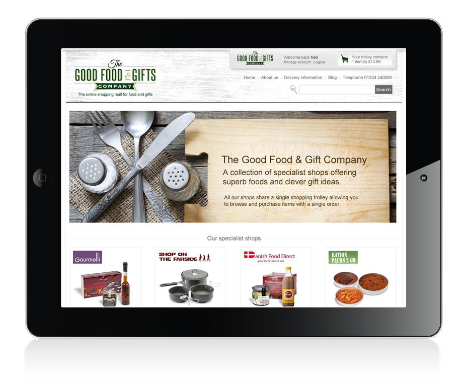 Digital design for website, email marketing, Facebook pages
